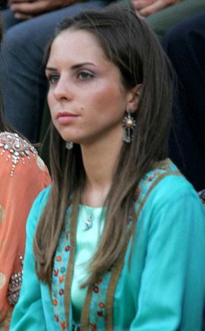 Princess Iman bint Al-Hussein