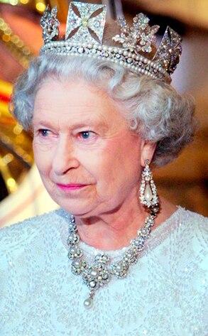 Queen Elizabeth, Jewels, Princess Perks
