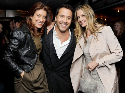 Jeremy Piven, Kate Walsh, Mira Sorvino