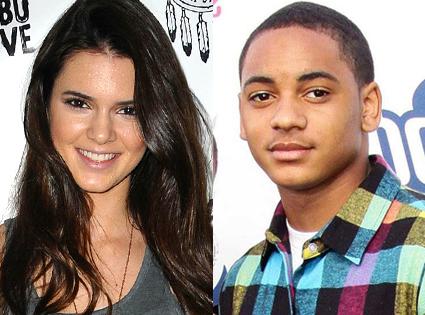 Kendall Jenner, Corde Broadus