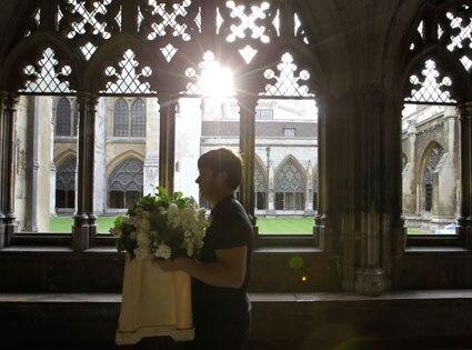 Flowers, Royal Wedding