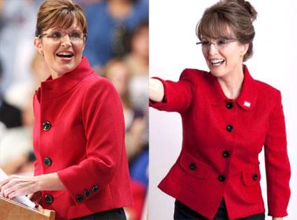 Sarah Palin, Julianne Moore