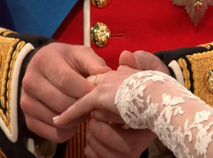 Prince William, Kate Middleton, Wedding Ceremony