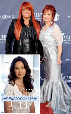 Wynonna Judd, Naomi Judd, Ashley Judd