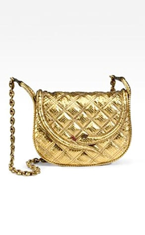 Marc Jacobs Metallic Viper Mini Bag
