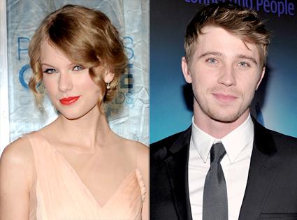 Taylor Swift, Garrett Hedlund