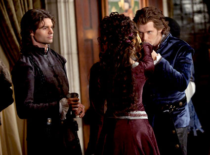 The Vampire Diaries, Daniel Gillies, Nina Dobrev, Joseph Morgan