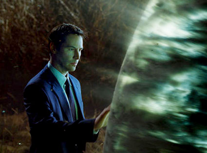 The Day the Earth Stood Still, Keanu Reeves