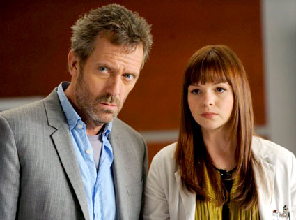 House, Hugh Laurie, Amber Tamblyn