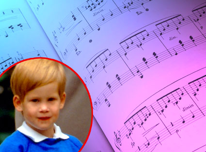 Lullaby, Prince Harry
