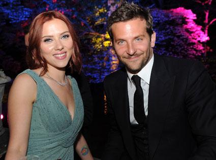 Scarlett Johansson, Bradley Cooper