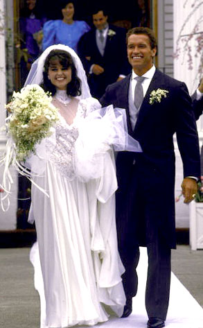 judgment wedding day from schwarzenegger amp shriver from