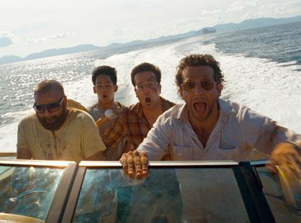 Bradley Cooper, Mason Lee, Ed Helms, Zac Galifianakis, The Hangover 2