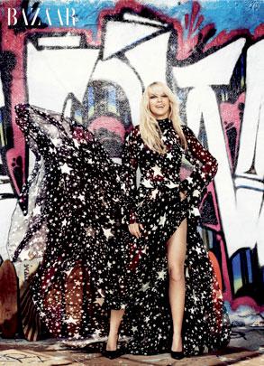 Britney Spears, Harpers Bazaar