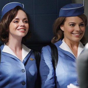 PAN AM, CHRISTINA RICCI, MARGOT ROBBIE