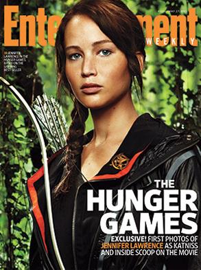 Jennifer Lawrence, EW