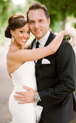 Tamera Mowry's Husband, Adam Housley, Calls Interracial Marriage Attacks