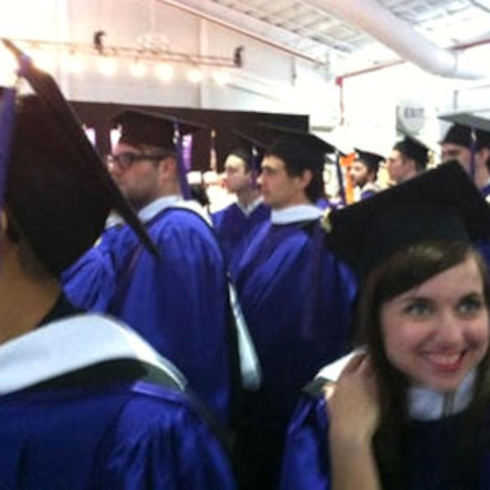 James Franco Graduates from NYU, Continues to Steamroll Through ...
