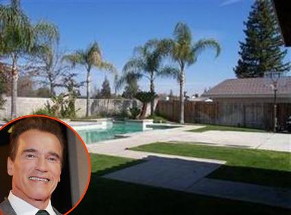 Arnold Schwarzenegger, Bakersfield House