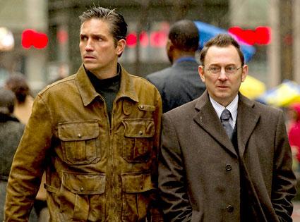 Person of Interest, James Caviezel, Michael Emerson