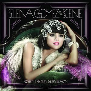 Selena Gomez, When the Sun Goes Down, Album cover