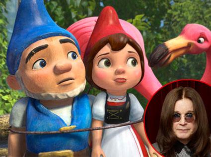 Gnomeo & Juliet, Ozzy Osbourne