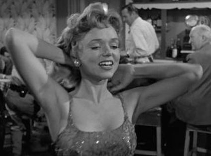 Yvette Vickers, Attack of the 50 Foot Woman