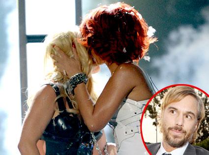 Britney Spears, Rihanna, Jason Trawick