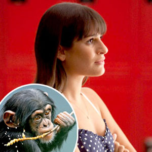 Lea Michele, Chimpanzee