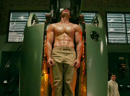 Captain America: The First Avenger, Chris Evans