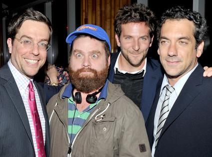 Ed Helms, Zach Galifianakis, Bradley Cooper, Todd Phillips