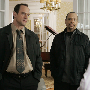 Chris Meloni, Law and Order SVU, Ice T