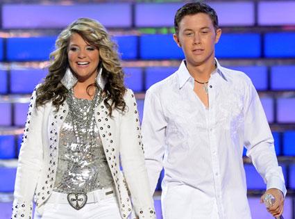 Lauren Alaina, Scotty McCreery, American Idol