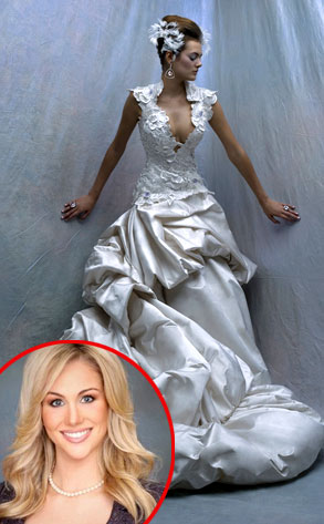 ST. PUCCHI  Dress, Candice Crawford