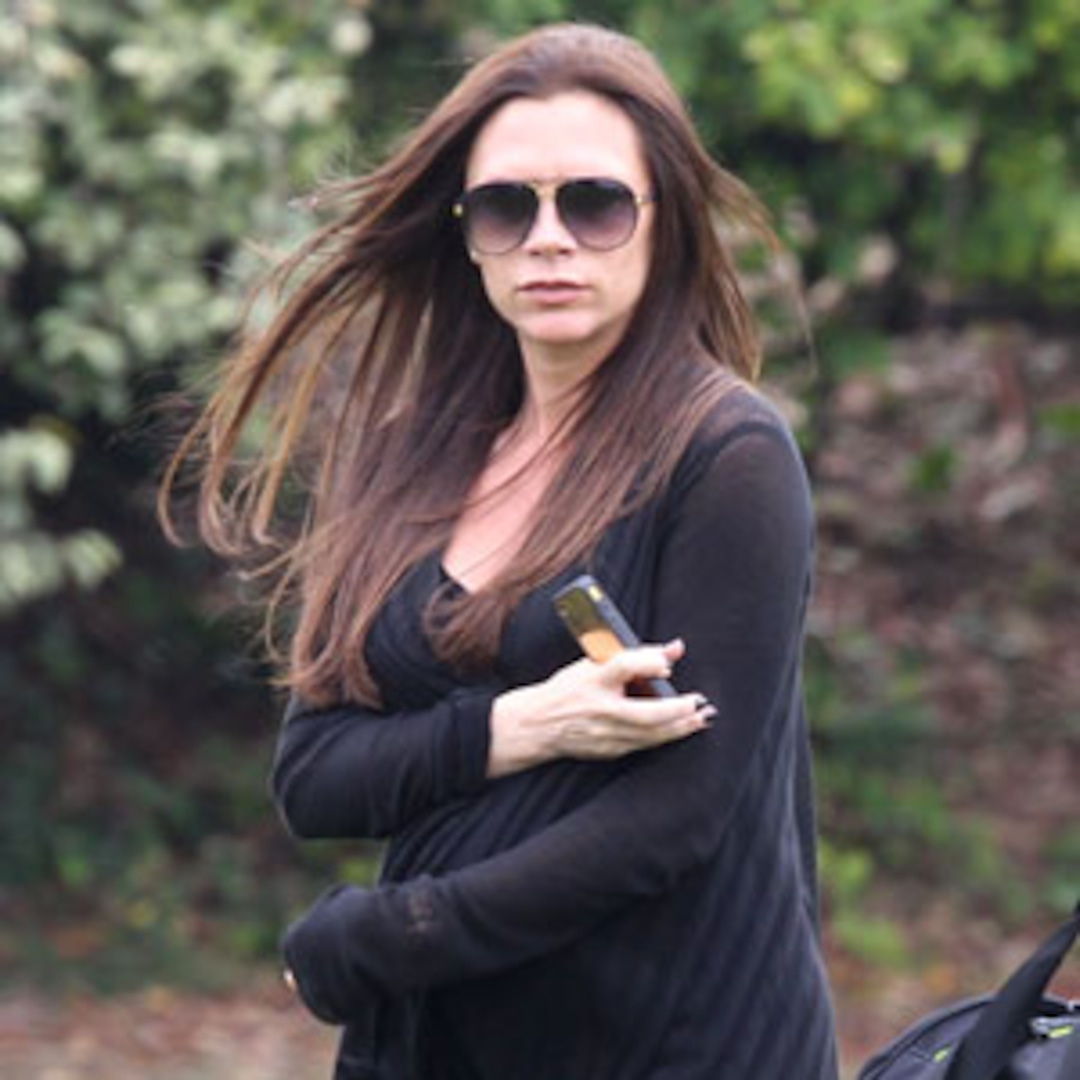 Victoria Beckham Isnt Comfortable With Brooklyns Sexy