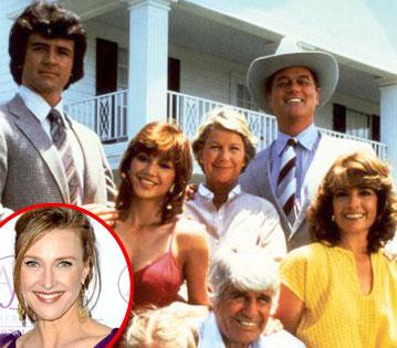 Dallas Cast, Brenda Strong