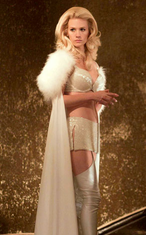 January Jones, X-Men: First Class