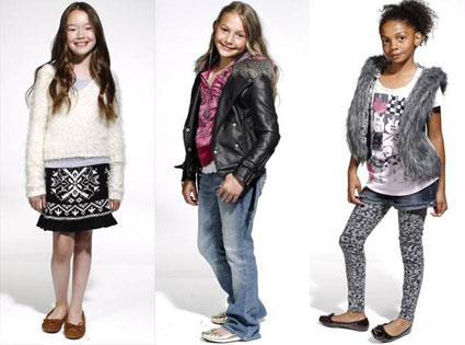 Jessica Simpson Tween Fashion Line