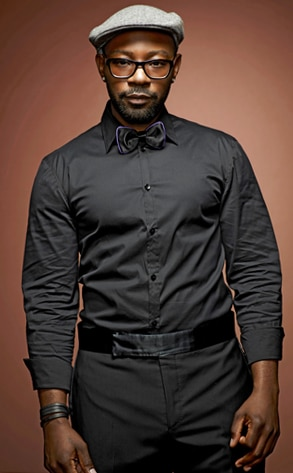 Nelsan Ellis, True Blood, Publicity Art