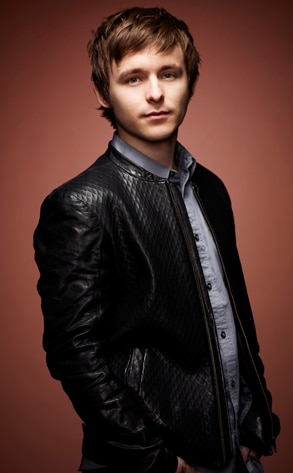 Marshall Allman, True Blood, Publicity Art