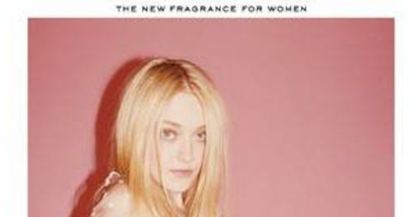 Marc Jacobs Dakota Fanning ad banned
