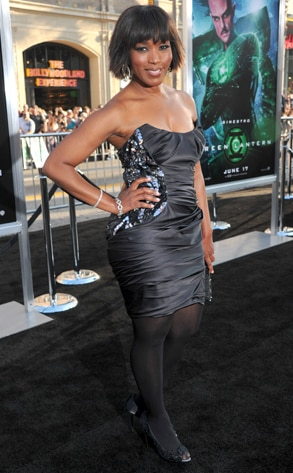 Angela Bassett, Green Lantern Premiere