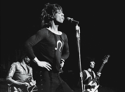 Rolling Stones, 1969, Mick Jagger