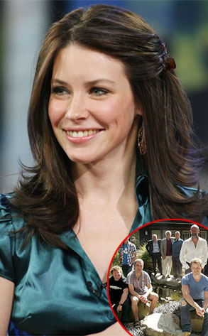 Evangeline Lilly, Hobbit Cast