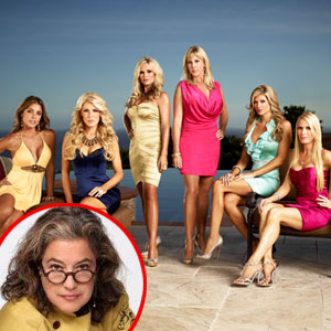 Real Housewives OC, Susan Feniger