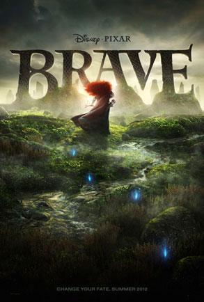 Brave, Poster