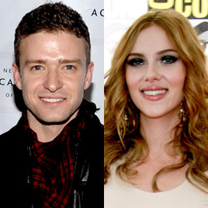 Justin Timberlake, Scarlett Johansson