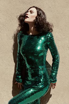 Anna Paguin, V Magazine