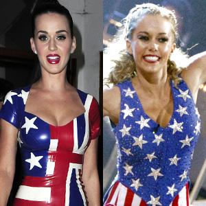 Katy Perry, Kendra Wilkinson Baskett