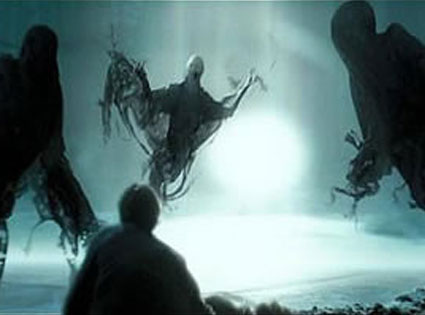 Harry Potter, Dementors